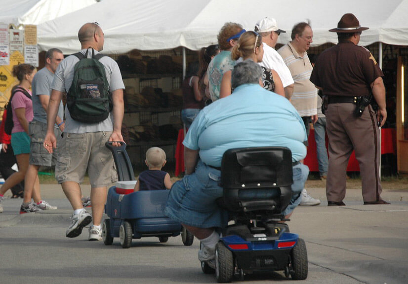 mobility aids for obese people