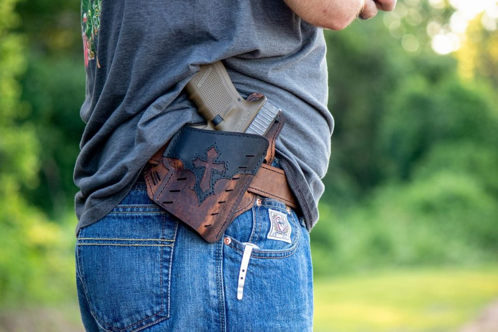 Best Belly Band Holster for Fat Guys