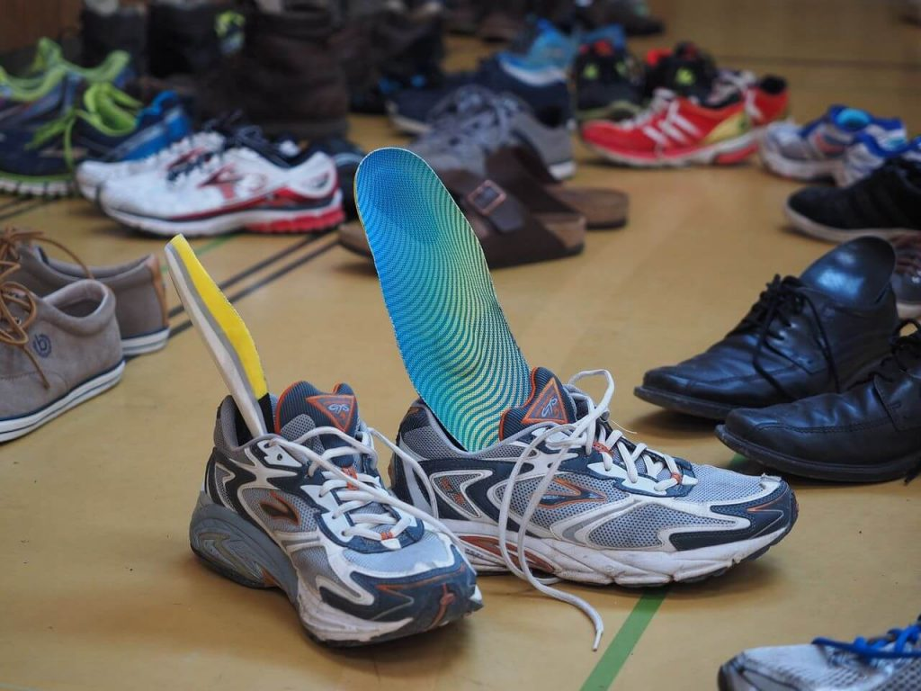 Best Insoles for Overweight people