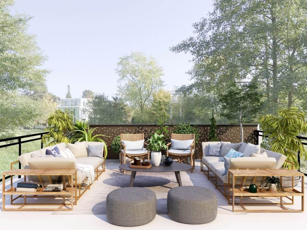 Best Plus Size Patio Furniture for Heavy People