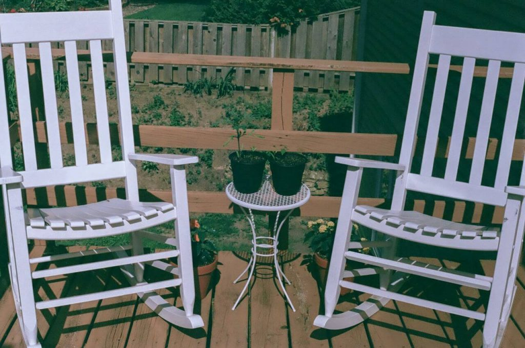 Best Heavy Duty Outdoor Rocking Chairs