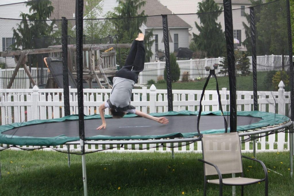 Best Heavy Duty Trampoline with High Weight Limits