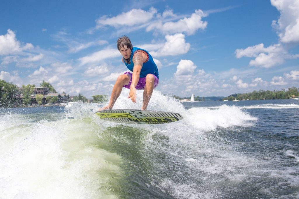 Best Wakesurfboard for Big Guys